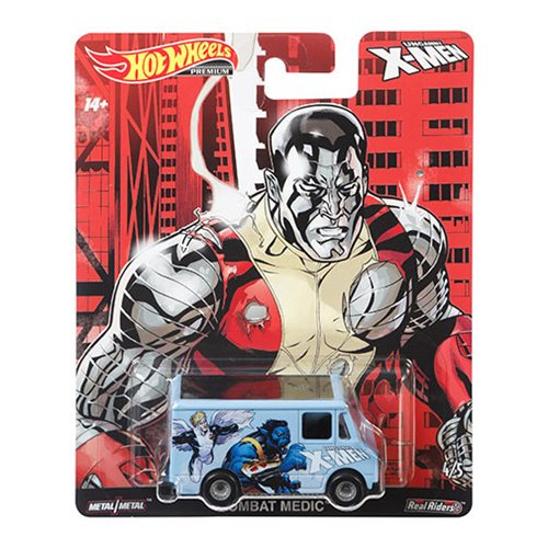 Hot Wheels Pop Culture X-Men 2019 Vehicle Case