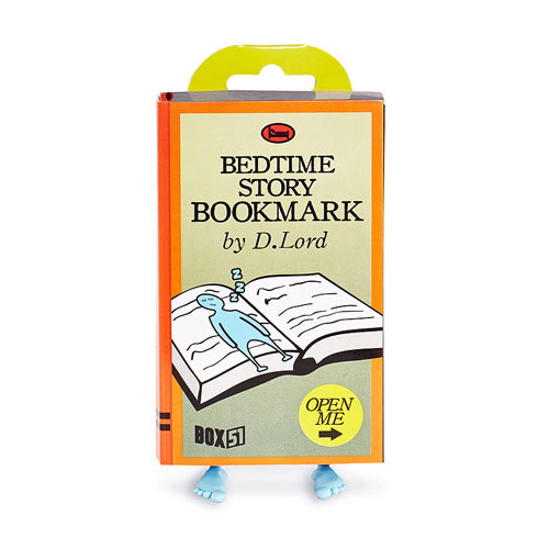 Bed Time Story Bookmark