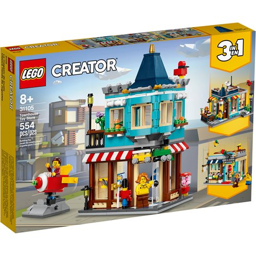 LEGO 31105 Creator Townhouse Toy Store