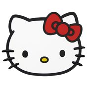 Hello Kitty Face Die-Cut Utility Mat