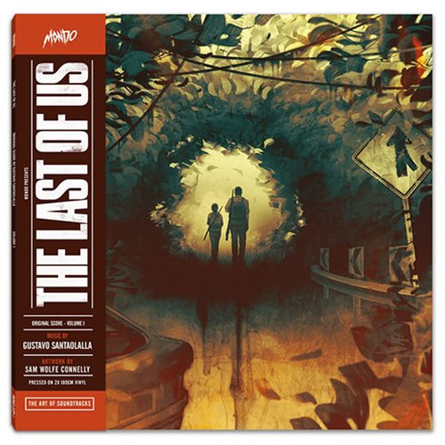 The Last Of Us Original Score Volume One 2XLP