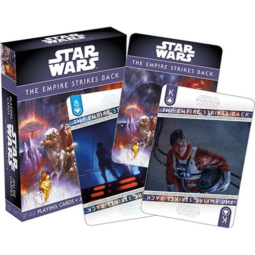 Star Wars: Episode V - Empire Strikes Back Playing Cards