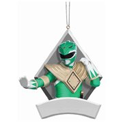 Power Rangers Green Ranger 3 1/2-Inch Resin Ornament