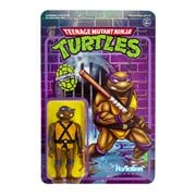 Teenage Mutant Ninja Turtles Donatello 3 3/4-Inch ReAction Figure