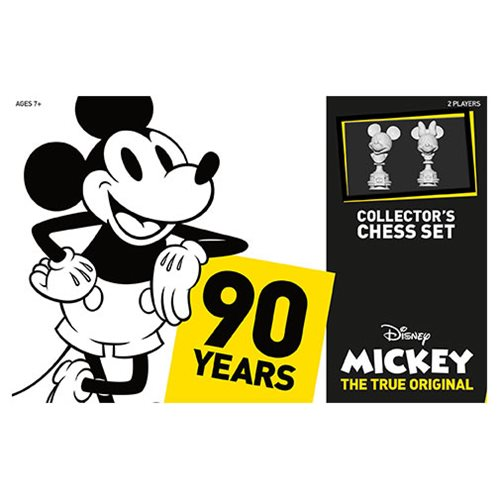 Disney Mickey The True Original Collectors Chess Set