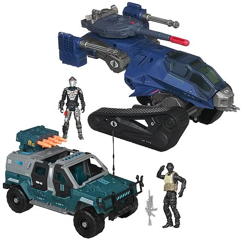 G.I. Joe Retaliation Delta Vehicles Wave 2