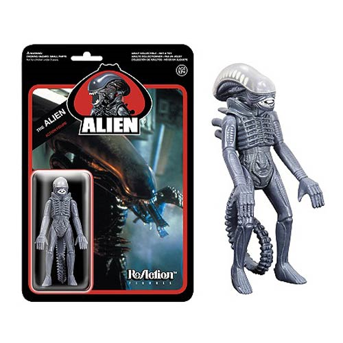 Alien ReAction Retro Action Figure