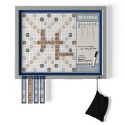 Scrabble Deluxe 2-in-1 Wall Edition Game