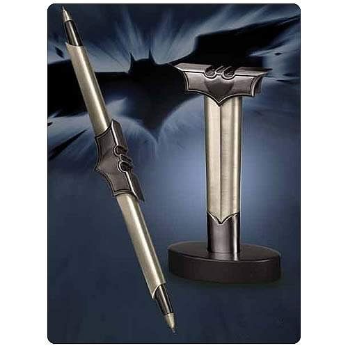 Batman The Dark Knight Folding Pen with Display Stand