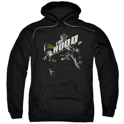 Arrow TV Series The Hood Take Aim Hoodie