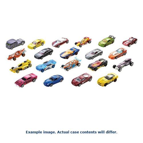 Hot Wheels Worldwide Basic Cars 2016 Wave 4 Case