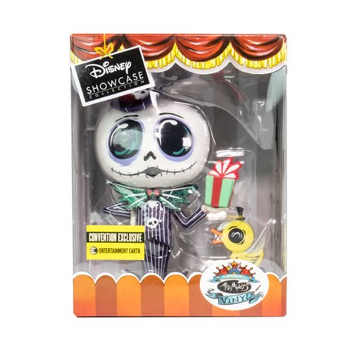 Disney Miss Mindy Nightmare Before Christmas Jack Skellington Glow-in-the-Dark Vinyl Figure - Conven