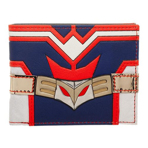 My Hero Academia All Might Chrome Weld Wallet