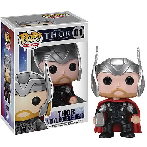 Thor Movie Pop! Vinyl Figure Bobble Head