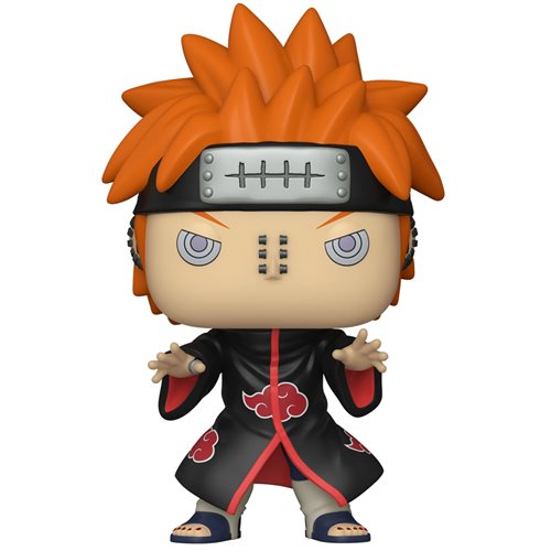 Naruto Pain Pop! Vinyl Figure, Not Mint