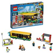 LEGO City Town 60154 Bus Station