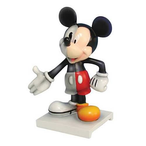 Disney Mickey Mouse Through The Years Statue