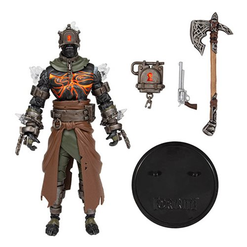 Fortnite The Prisoner 7-Inch Deluxe Action Figure