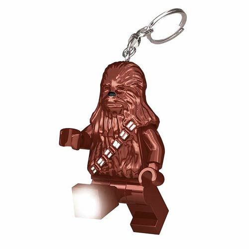 LEGO Star Wars Chewbacca Minifigure Flashlight