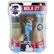 MLB Philadelphia Phillies Aaron Nola 6-Inch Action Figure