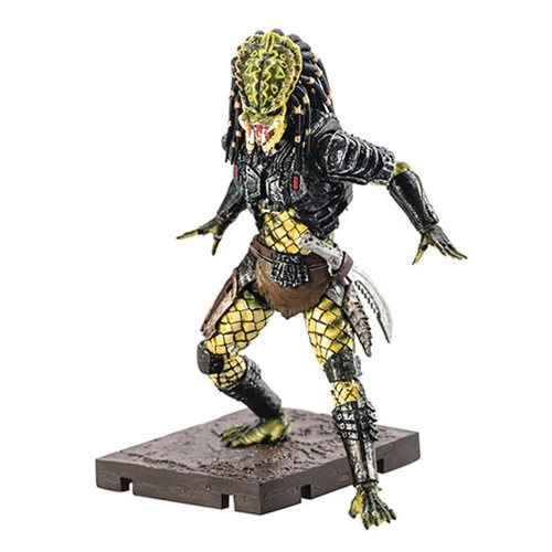 Predator 2 Lost Predator 1:18 Scale Action Figure - Previews Exclusive