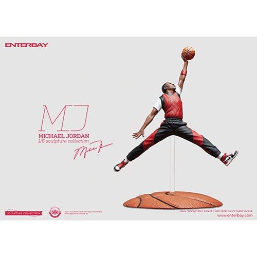 Michael Jordan 1:6 Scale Sculpture Collection Color Edition Statue