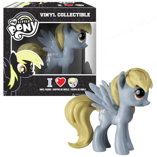 My Little Pony Friendship is Magic Derpy Vinyl Figure