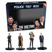 Doctor Who Regeneration 4-Pack