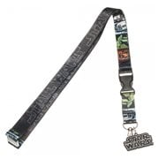 Star Wars Multi Character Lanyard