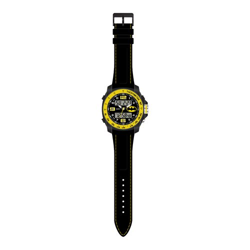 Batman Black Ani-Digital Watch