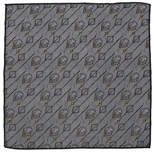 Lion King Scar Gray Pocket Square
