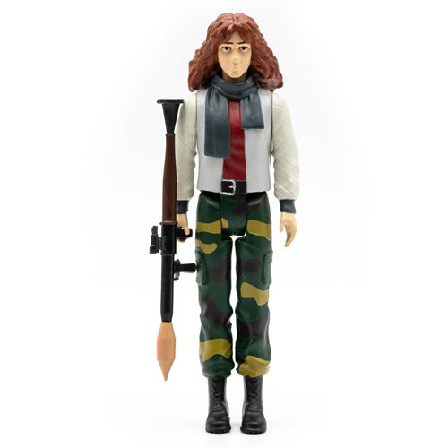 Red Dawn Jed and Erica 3 3/4-Inch ReAction Figure Set