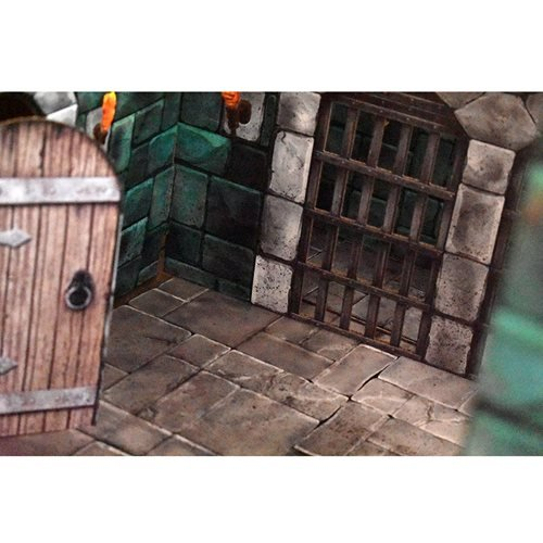 Dungeon Pop-Up 1:12 Scale Diorama
