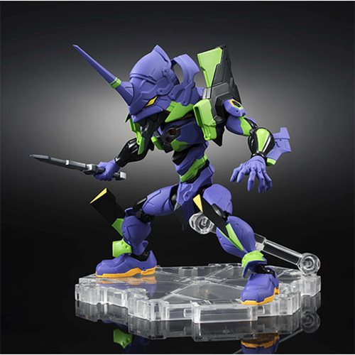 Evangelion EVA-01 Test Type NXEDGE Style Action Figure