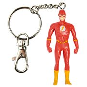 The Flash 3-Inch Bendable Figure Key Chain