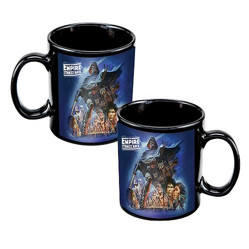Star Wars The Empire Strikes Back Mug