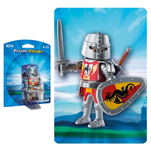 Playmobil 9076 Dragon Knight Action Figure