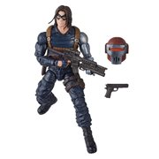 Black Widow Marvel Legends 6-Inch Winter Soldier Action Figure