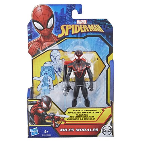 Spider-Man Kid Arachnid Action Figure, Not Mint