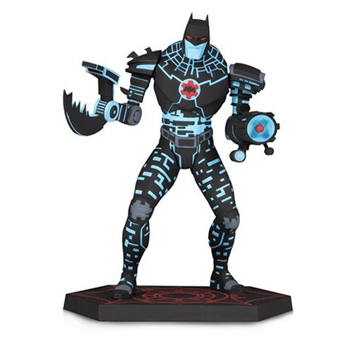 Dark Nights Metal Batman: The Murder Machine Statue