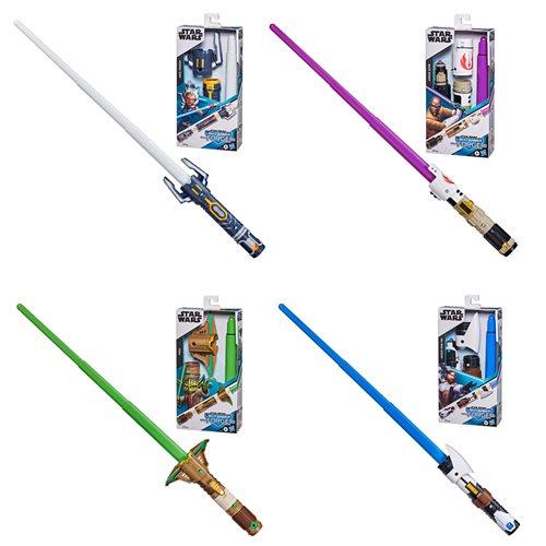 Star Wars Lightsaber Forge Extendable Wave 1 Case of 6