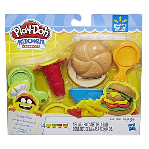 Play-Doh Kitchen Creations Burger Bash