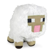 Minecraft Baby Sheep 5-Inch Plush