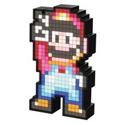 Pixel Pals Super Mario World Mario Collectible Lighted Figure