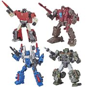 Transformers Generations War for Cybertron Siege Deluxe Wave 1 Set
