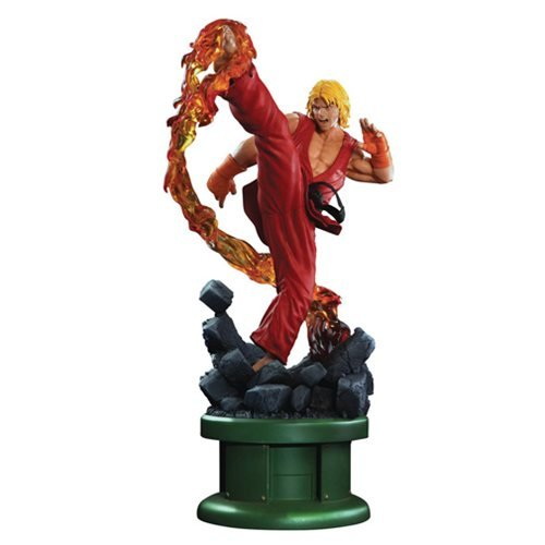 Street Fighter 4 Ken Masters 1:4 Scale Statue