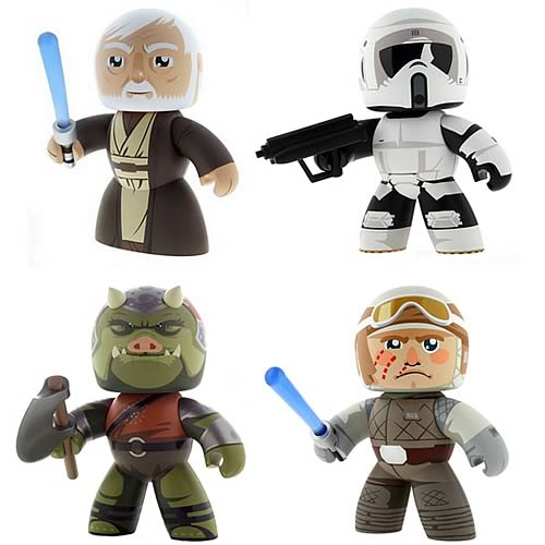 Star Wars Mighty Muggs Vinyl Figures Wave 9