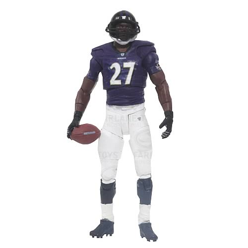 NFL PlayMakers Series 3 Ray Rice Action Figure