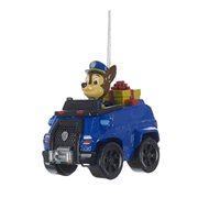 Paw Patrol Chase in Police Car Ornament, Not Mint