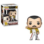 Queen Freddy Mercury Wembley 1986 Pop! Vinyl Figure #96